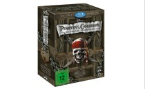 Pirates of the Caribbean - Die Piraten-Quadrologie