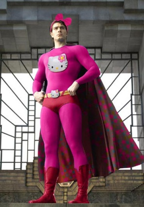 hello kitty hero