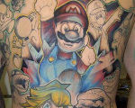 Crazy Game Tattoos - Pic Mix
