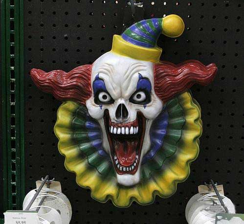 vicious clown