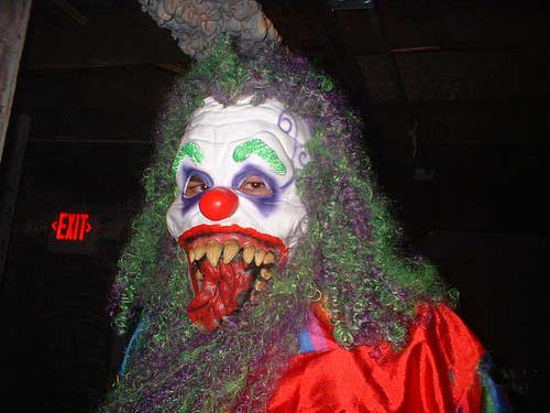 hässliger clown