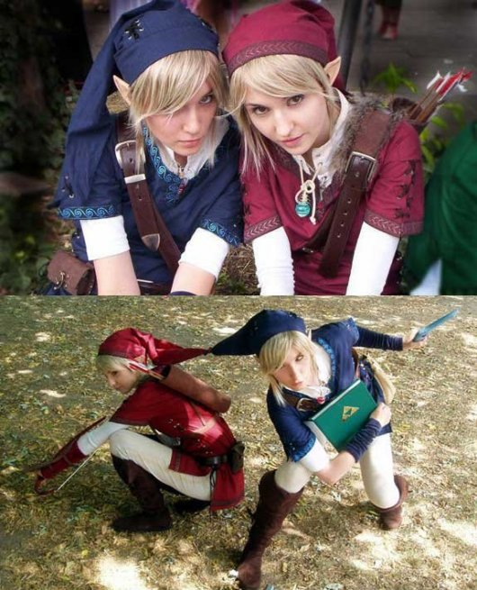 cosplay link