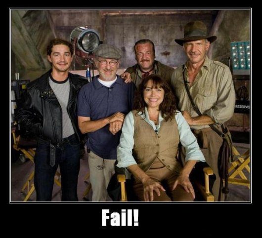 indiana jones fail