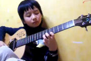 Sungha Jung spielt With or Without You von U2