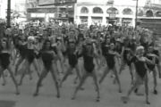 100 Single Ladies - Flashmob