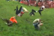 Gloucestershire Cheese Rolling 2009 #2
