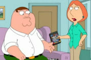 Family Guy - Learn to drive with GTA4