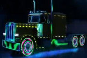 Party LED Truck