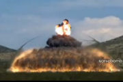 Explosion in Slow Motion