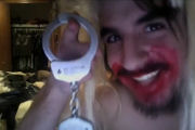 Lady Gaga bei Chatroulette