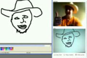 Paint - ChatRoulette