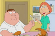 Family Guy - No Gravity