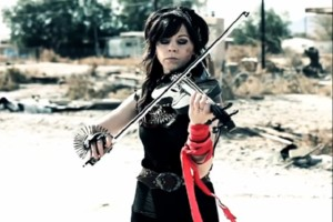Lindsey Stirling & Pentatonix covern Imagine Dragons von Radioactive