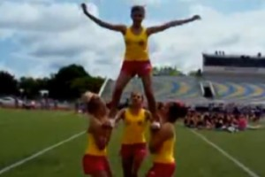 Cheerleader FAIL Compilation