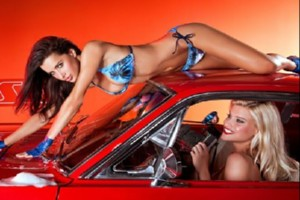 Hot Carwash Kalender 2013