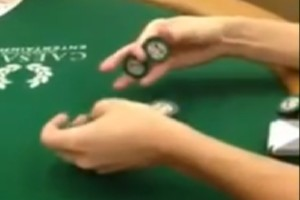 Pokerchips Trick