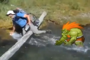 Blanka is a Troll – Compilation