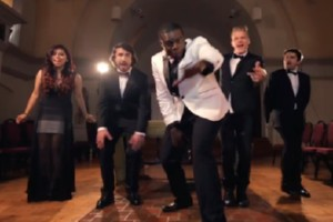 Pentatonix covern Can't Hold Us von Macklemore & Ryan Lewis