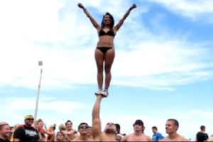 Cheerleader Tricks