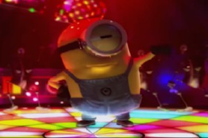 Agnes Vs Minions – Dropping The Beat