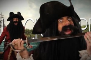 Blackbeard vs. Al Capone – Epic Rap Battle