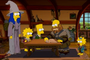 The Simpsons – The Hobbit