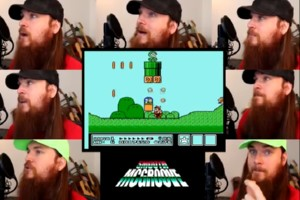 Super Mario Bros 3 – Athletic | A cappella