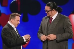 Shawn Farquhar at Penn and Teller Fool Us