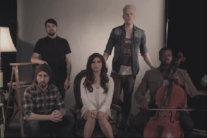 Pentatonix covern Say Something