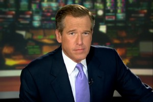 Brian Williams rapt Gin and Juice