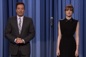 Lip Sync Battle – Emma Stone vs. Jimmy Fallon
