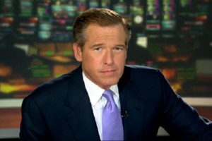Brian Williams rapt Baby Got Back