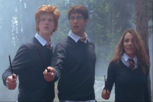 Harry Potter vs Twilight – Dance Battle