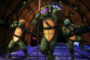 Artists vs TMNT - Epic Rap Battle