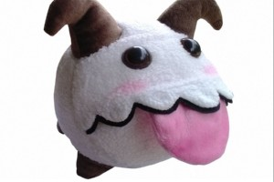 League of Legends Poro Plüschtier
