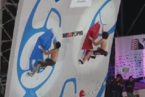 Free Climbing Duell