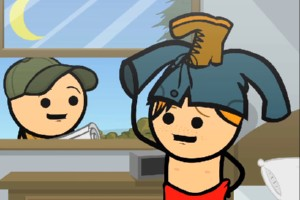Cyanide & Happiness – Opposite Day