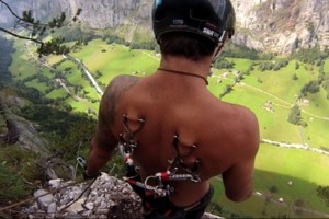 Base Jumping mal anders