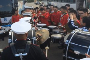 Drum Battle – USA vs. Korea