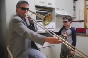 When mom isn't home – Remix