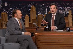 Kevin Spacey und Jimmy Fallon imitieren andere Stars