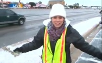 Winter Reporter FAIL Compilation