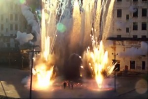 Epic Movie Explosions