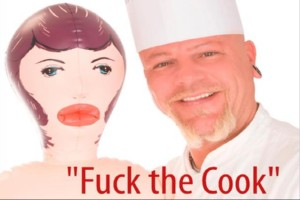 Fuck the Cook – Koch(Sex)buch