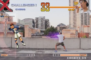 King of Fighters in Real Life