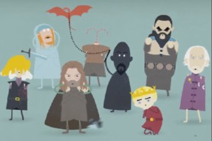 Dumb Ways to Die - Game of Thrones Edition