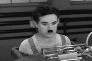 Charlie Chaplin – Eating Machine