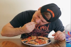 Death Metal Pizza