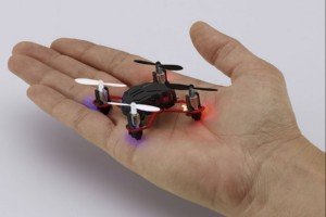 Mini Quadrocopter