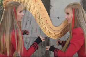 Metallica - One | Cover by Harp Twins